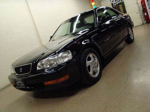 1997 Acura TL for sale at Luxury Auto Finder in Batavia IL