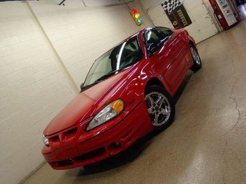 2004 Pontiac Grand Am for sale at Luxury Auto Finder in Batavia IL