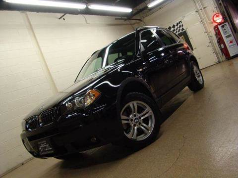 2006 BMW X3 for sale at Luxury Auto Finder in Batavia IL