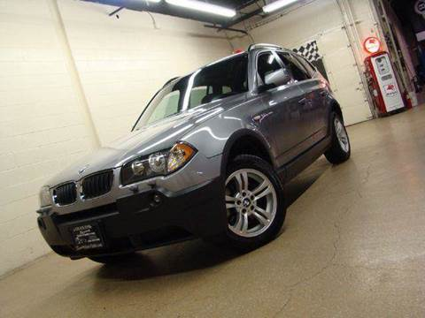 2005 BMW X3 for sale at Luxury Auto Finder in Batavia IL