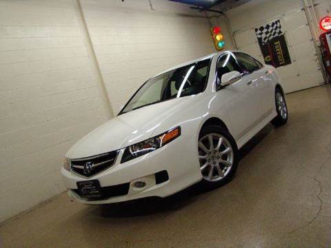 2006 Acura TSX for sale at Luxury Auto Finder in Batavia IL