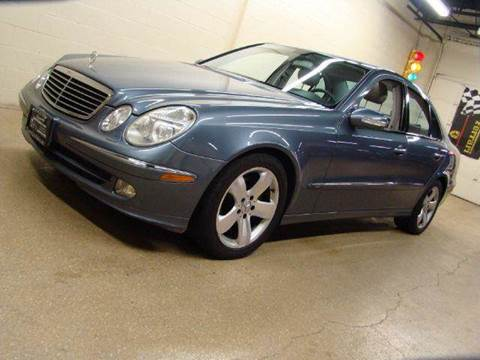 2003 Mercedes-Benz E-Class for sale at Luxury Auto Finder in Batavia IL