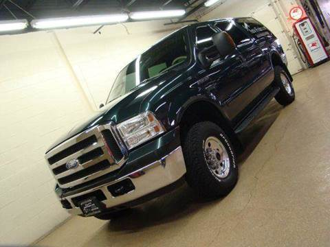 2005 Ford Excursion for sale at Luxury Auto Finder in Batavia IL