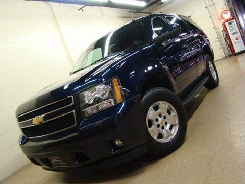 2009 Chevrolet Tahoe for sale at Luxury Auto Finder in Batavia IL