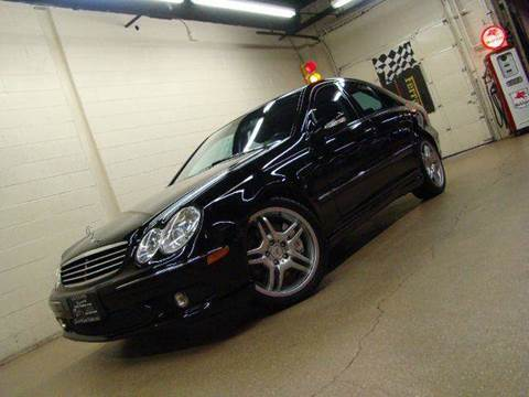 2006 Mercedes-Benz C-Class for sale at Luxury Auto Finder in Batavia IL