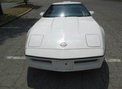 1984 Chevrolet Corvette for sale at Luxury Auto Finder in Batavia IL