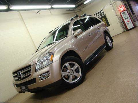 2007 Mercedes-Benz GL-Class for sale at Luxury Auto Finder in Batavia IL