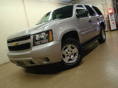 2008 Chevrolet Tahoe for sale at Luxury Auto Finder in Batavia IL