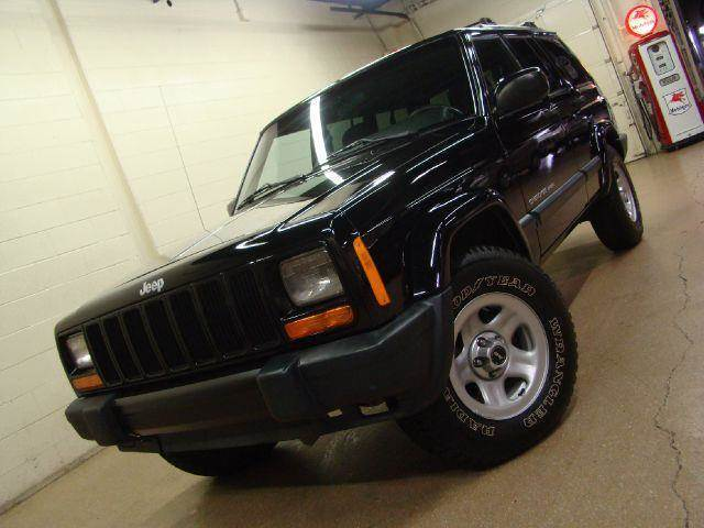 1999 Jeep Cherokee for sale at Luxury Auto Finder in Batavia IL