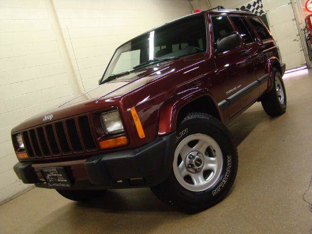 2001 Jeep Cherokee for sale at Luxury Auto Finder in Batavia IL