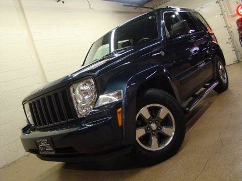 2008 Jeep Liberty for sale at Luxury Auto Finder in Batavia IL