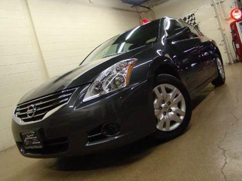 2012 Nissan Altima for sale at Luxury Auto Finder in Batavia IL
