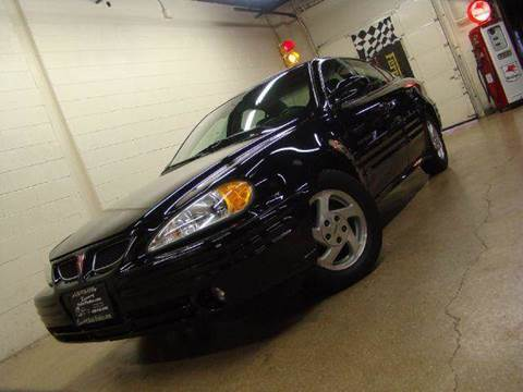 2000 Pontiac Grand Am for sale at Luxury Auto Finder in Batavia IL