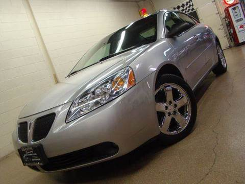 2007 Pontiac G6 for sale at Luxury Auto Finder in Batavia IL