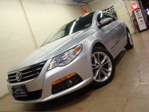 2009 Volkswagen CC for sale at Luxury Auto Finder in Batavia IL