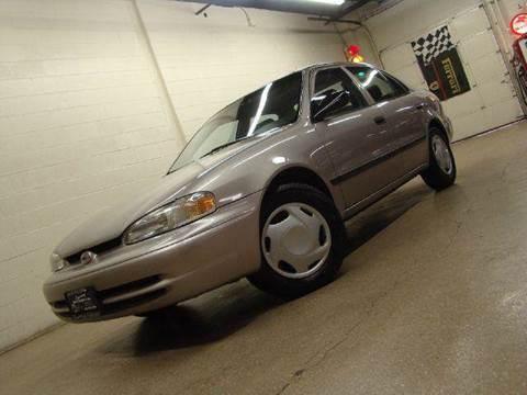 2002 Chevrolet Prizm for sale at Luxury Auto Finder in Batavia IL