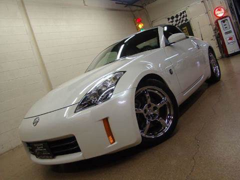2008 Nissan 350Z for sale at Luxury Auto Finder in Batavia IL