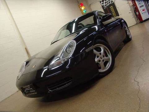 2001 Porsche Boxster for sale at Luxury Auto Finder in Batavia IL