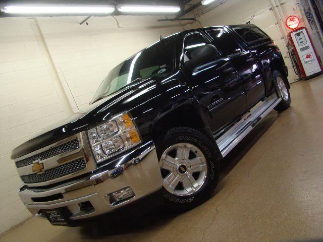 2012 Chevrolet Silverado 1500 for sale at Luxury Auto Finder in Batavia IL