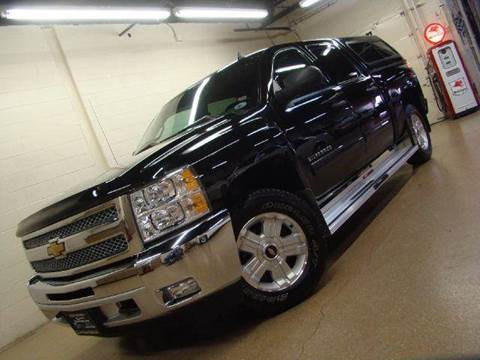 2012 Chevrolet Silverado 1500 for sale at Luxury Auto Finder in Batavia IL