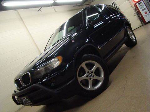 2001 BMW X5 for sale at Luxury Auto Finder in Batavia IL