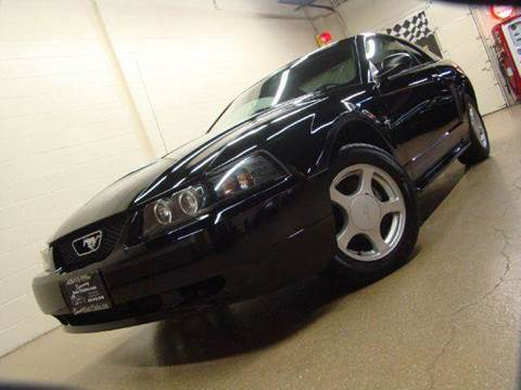 2002 Ford Mustang for sale at Luxury Auto Finder in Batavia IL