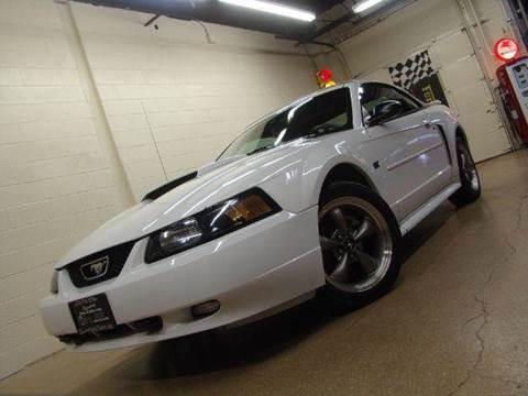 2003 Ford Mustang for sale at Luxury Auto Finder in Batavia IL
