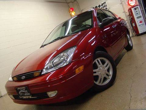 2002 Ford Focus for sale at Luxury Auto Finder in Batavia IL
