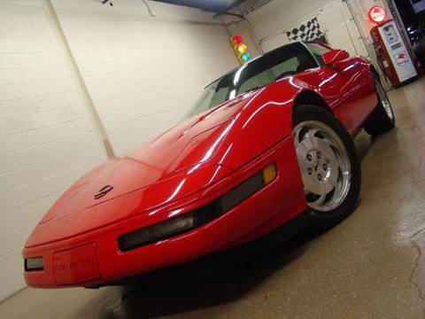 1995 Chevrolet Corvette for sale at Luxury Auto Finder in Batavia IL