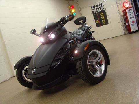 2008 Can-Am Spyder for sale at Luxury Auto Finder in Batavia IL