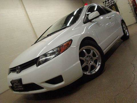 2006 Honda Civic for sale at Luxury Auto Finder in Batavia IL