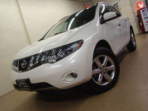 2010 Nissan Murano for sale at Luxury Auto Finder in Batavia IL