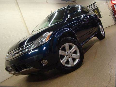 2006 Nissan Murano for sale at Luxury Auto Finder in Batavia IL