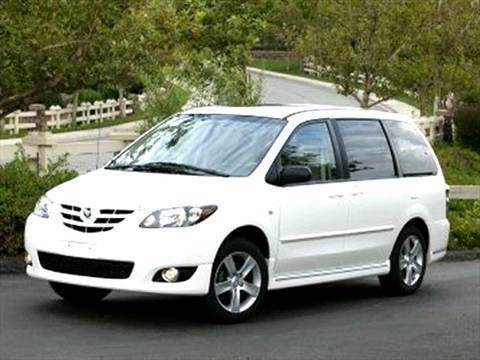2004 Mazda MPV for sale at Luxury Auto Finder in Batavia IL