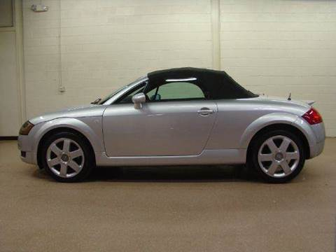 2001 Audi TT for sale at Luxury Auto Finder in Batavia IL