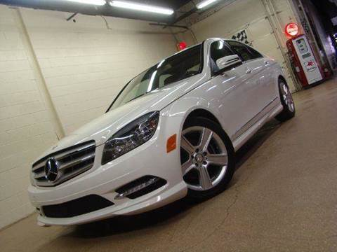 2011 Mercedes-Benz C-Class for sale at Luxury Auto Finder in Batavia IL