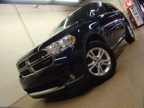 2012 Dodge Durango for sale at Luxury Auto Finder in Batavia IL