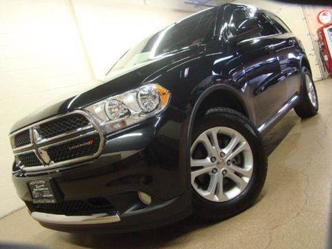 2013 Dodge Durango for sale at Luxury Auto Finder in Batavia IL
