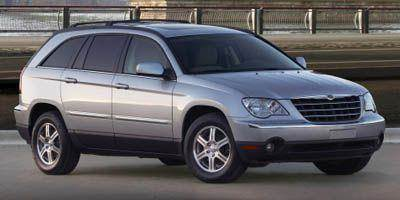2007 Chrysler Pacifica for sale at Luxury Auto Finder in Batavia IL