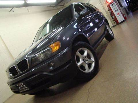 2003 BMW X5 for sale at Luxury Auto Finder in Batavia IL