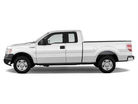 2005 Ford F-150 for sale at Luxury Auto Finder in Batavia IL
