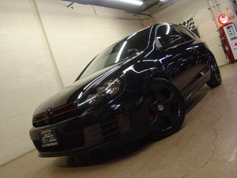 2010 Volkswagen GTI for sale at Luxury Auto Finder in Batavia IL