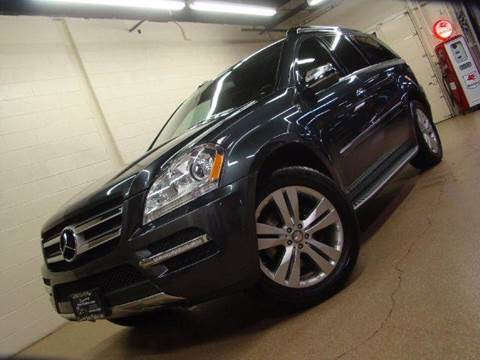 2010 Mercedes-Benz GL-Class for sale at Luxury Auto Finder in Batavia IL
