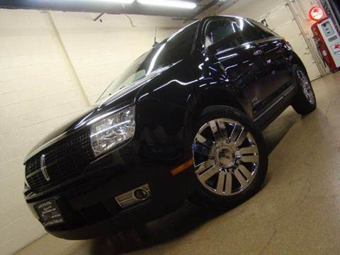 2008 Lincoln MKX for sale at Luxury Auto Finder in Batavia IL