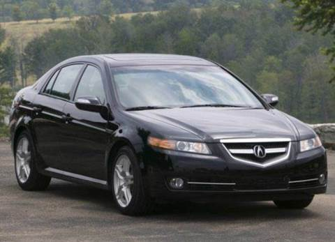 2007 Acura TSX for sale at Luxury Auto Finder in Batavia IL