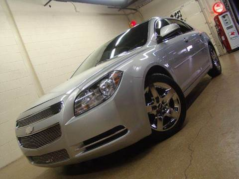 2010 Chevrolet Malibu for sale at Luxury Auto Finder in Batavia IL