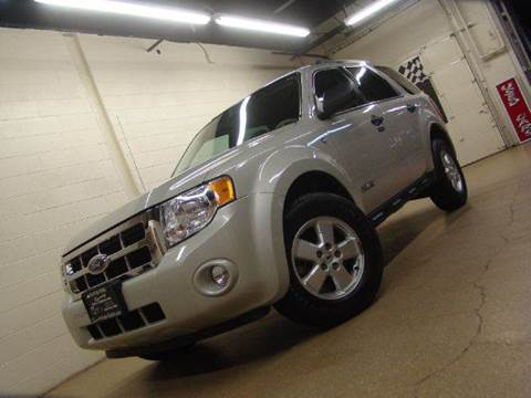 2008 Ford Escape for sale at Luxury Auto Finder in Batavia IL