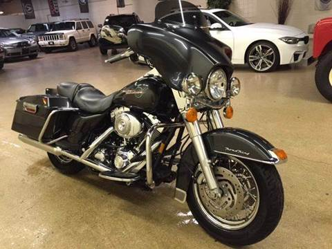 2005 Harley-Davidson Road King for sale at Luxury Auto Finder in Batavia IL