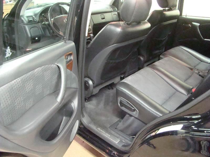 2000 Mercedes-Benz M-Class ML320 AWD 4MATIC 4dr SUV - Batavia IL