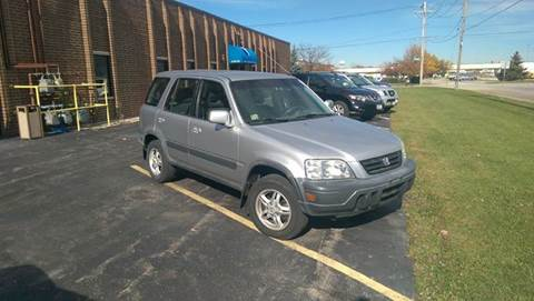 2001 Honda CR-V for sale at Luxury Auto Finder in Batavia IL